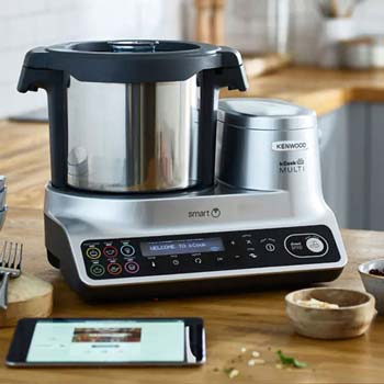 kCook Multi Smart CCL450SI con la app