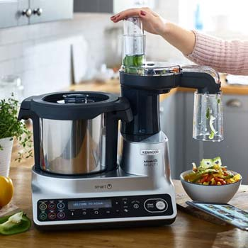 kCook multi smart ccl450si procesando alimentos